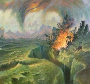 636px-Darrell_Sweet_-_The_Fall_of_Numenor