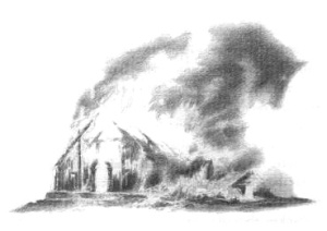 Alan_Lee_-_Hall_of_Brodda_Burning