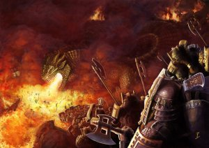 Glaurung_the_golden_by_lyntonlevengood-d34lpfh