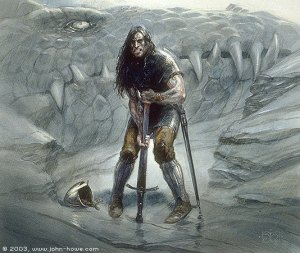 John_Howe_-_Dragon's_Curse