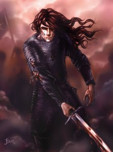 Maedhros_at_the_Kinslaying