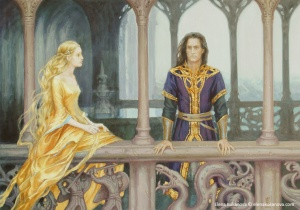 nargothrond__turin_and_finduilas_by_ekukanova-d4yhj9s