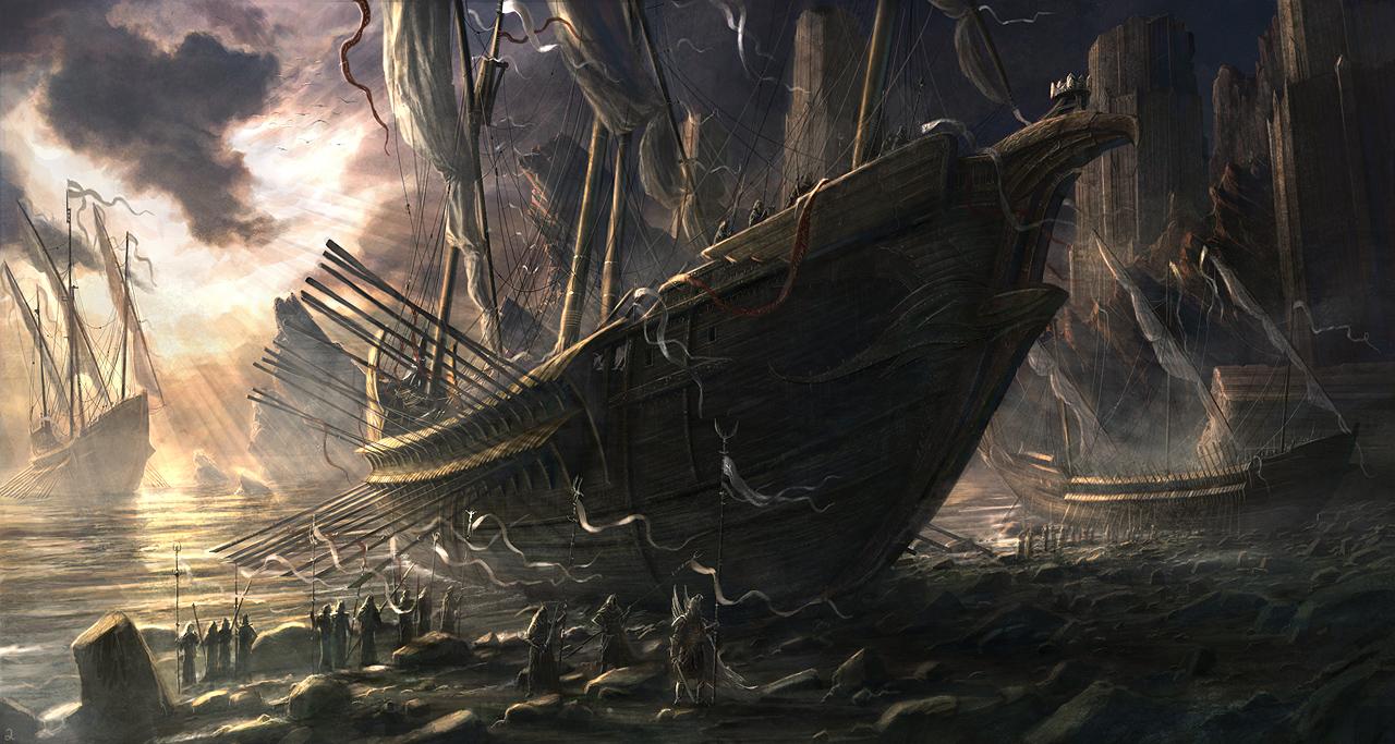 Numenor The Silmarillion Series