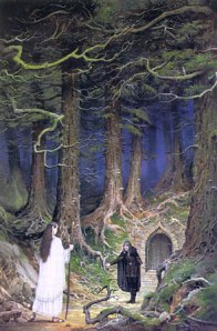Ted_Nasmith_-_Eöl_Welcomes_Aredhel