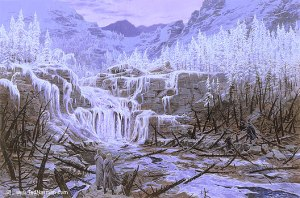 Ted_Nasmith_-_Tuor_and_Voronwë_See_Túrin_at_the_Pool_of_Ivrin
