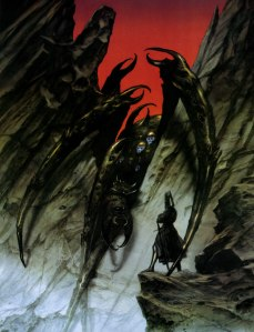 Ungoliant_and_melkor
