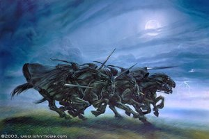John_Howe_-_Black_Riders