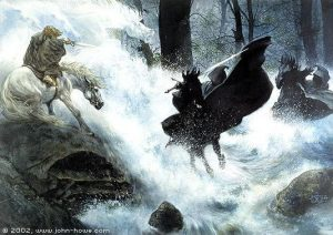John_Howe_-_Flight_to_the_Ford
