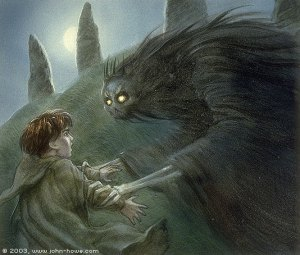 John_Howe_-_The_Barrow-Wight