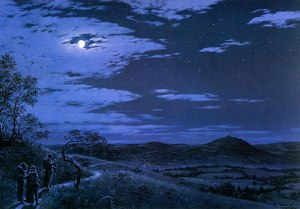 Ted_Nasmith_-_Last_Sight_of_Hobbiton
