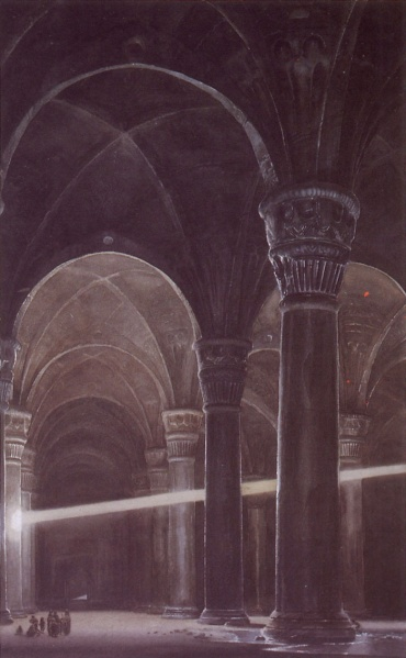the great halls of moria