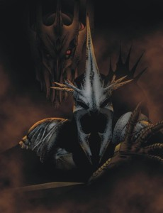 Angel_Falto_-_Sauron_and_the_Witch_King