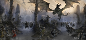 Battle_of_Osgiliath_by_Shockbolt