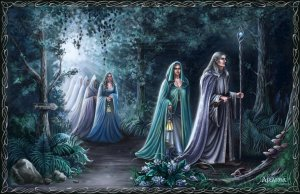 elves_leave_middle_earth_by_araniart-d3aff8y