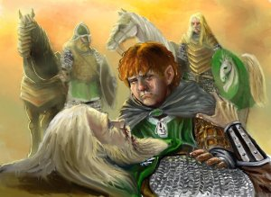 Francesco_Amadio_-_Merry_and_Theoden