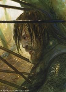 John_Howe_-_Boromir_02