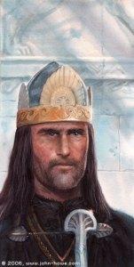 John_Howe_-_Elessar