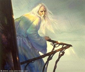 John_Howe_-_Saruman