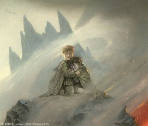 John_Howe_-_Stench_of_Mordor