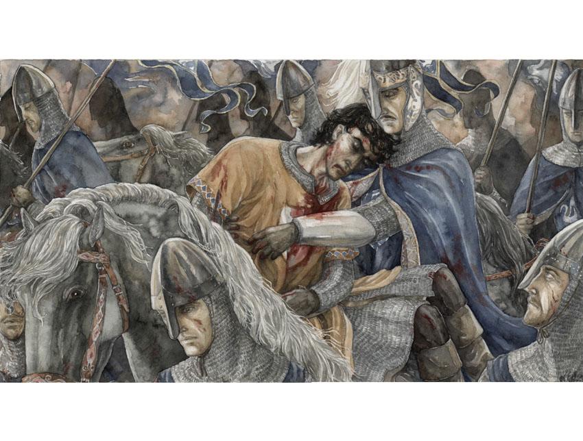 Season 10 Episode 4 The Siege Of Gondor The