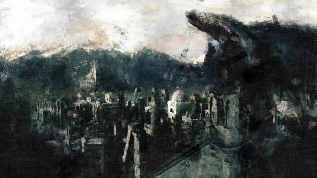 Osgiliath The Silmarillion Series
