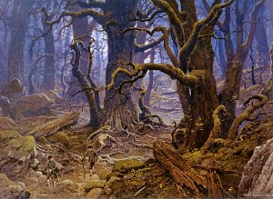 Ted_Nasmith_-_Fangorn_Forest