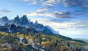 Ted_Nasmith_-_First_Sight_of_Ithilien