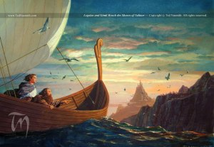 TN-Legolas_and_Gimli_Reach_the_Shores_of_Valinor