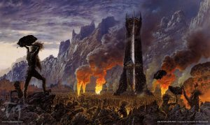The Wrath of the Ents, by Ted Nasmith